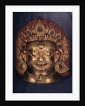 Head of Bhairava, late 17th century by Unknown