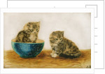 Felines at Play by Bessie Bamber