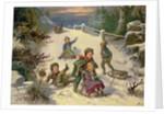 Sledging & Snowballing by Greben