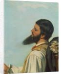 La Rencontre ou Bonjour M.Courbet by Gustave Courbet