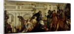 The Family of Darius before Alexander the Great by Veronese