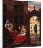 A Musical Party by Pieter de Hooch