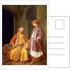 Two Merchants Conversing by Jacob Toorenvliet