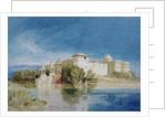 Perawa Palace, Malwa, Central India by John Sell Cotman