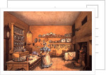 Kitchen at Langton Hall by Mary Ellen Best