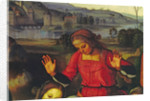 The Lamentation of Christ by Pietro Perugino