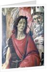 St. John the Baptist by Sandro Botticelli
