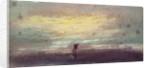 Study of Sunlight by Joseph Mallord William Turner
