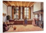 Kitchen of the Zwijnshoofd Hotel at Arnhem by Mary Ellen Best