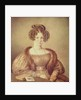 Portrait of Rosamond Best by Mary Ellen Best