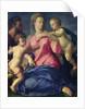 The Holy Family by Agnolo Bronzino