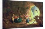 The Gates of Hades by David III Ryckaert