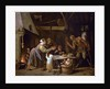 The Satyrs and the Family by Jan Havicksz. Steen