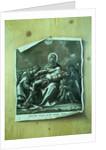 Trompe l'Oeil with Pieta by Johann Minck