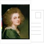 Portrait of Ann Barbara Russell by George Romney