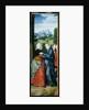 The Visitation by Bartholomaeus Bruyn