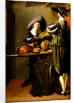 The Musicians by Judith Leyster