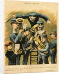 Band rehearsal by Alfred Le Petit