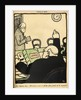 An employer sacks one of his employees by Felix Edouard Vallotton