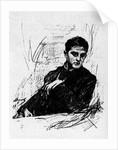 Dmitry Filosofov by Valentin Aleksandrovich Serov