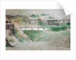 Hsun Ch'ing makes a pilgrimage by Fujiwara Nagataka