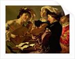 The Concert by Theodore van
