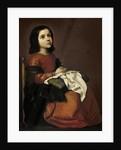 The Childhood of the Virgin by Francisco de Zurbaran