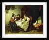The Gossips by Rudolf Epp