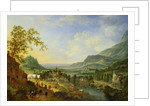 A Village Fete in the Rhine Valley by Jan the Elder Griffier