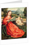 The Madonna and Child by Flemish School
