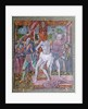 The Flagellation of Christ, by Jean I. Penicaud by French School