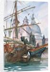 Santa Maria della Salute, Venice by John Singer Sargent