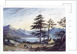 Lake Scene by John Varley