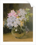 Spring Flowers in a Vase by Maud Naftel