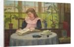 Reading by Elias Mollineaux Bancroft