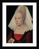 Portrait of a Lady by Rogier van der Weyden