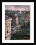 Schwabing by Lovis Corinth