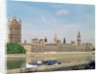Houses of Parliament, London by Unknown
