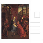 The Adoration of the Magi by Hugo van der Goes