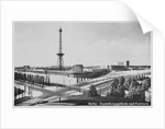 Exhibition Halls and Broadcasting Tower, Charlottenburg, Berlin by Unknown