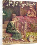 The Fable of the Girl and her Milk Pail by Kate Greenaway