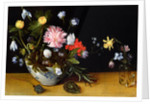 Still Life of Flowers by Jan the Younger Brueghel