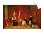 The Hatch Family by Eastman Johnson
