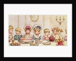 Supper by Kate Greenaway