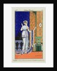 Evening wear from 'Costume Parisien' by Robert Pichenot by Anonymous