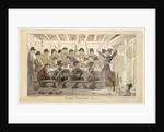 'Radical Parliament !!' or 'A Plan for Assassinating his Majesty's Ministers' by George Cruikshank
