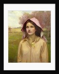 The Primrose Girl by William Ward Laing