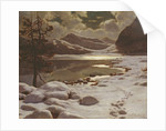 Moonlight in Winter by Ivan Fedorovich Choultse