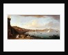 Bay of Naples from the North by Claude Joseph Vernet