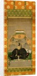 Portrait of Tokugawa Ieyasu by Japanese School